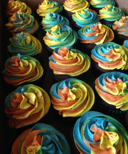 The swirl Cupcakes