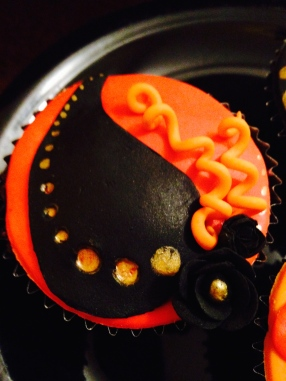 Paisley Cupcakes