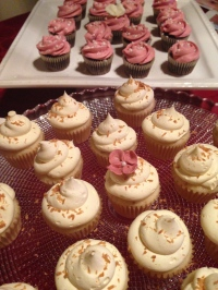 Toaster Coconut Cupcakes