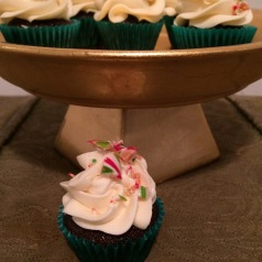 Candy can cupcakes