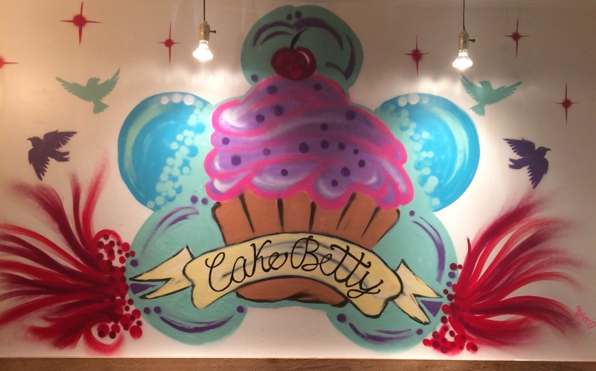 Cake Betty Cafe & Cakery