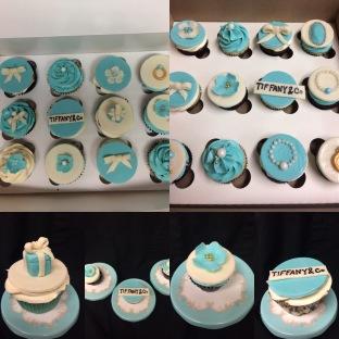 Tiffany&Co cupcakes