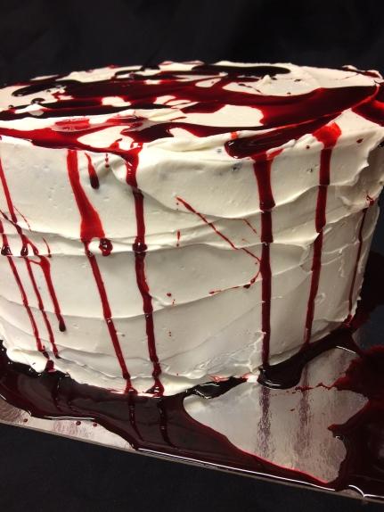 Bloddy cake