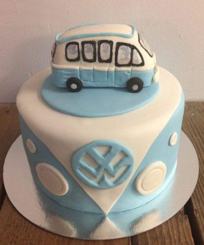 VW van cake
