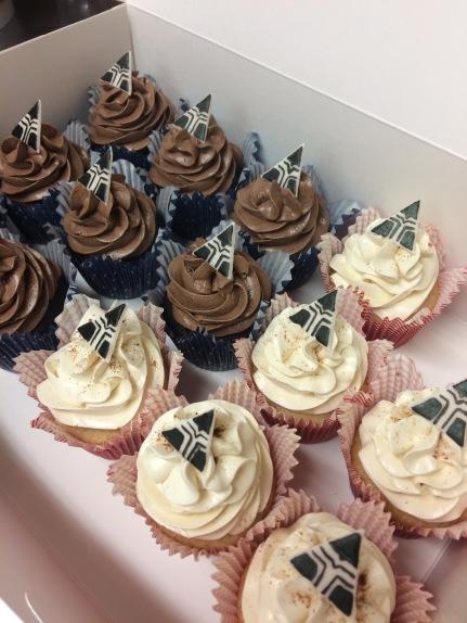 Tribute board shop cupcakes